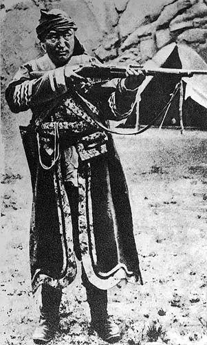 蒙古黑喇嘛:古丝绸之路上最暴虐的传奇人物 第10张