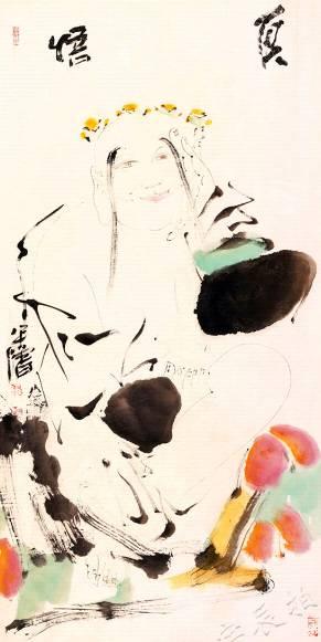 海日汗——草原画僧,不俗不邪画慈悲 第9张