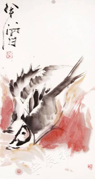 海日汗——草原画僧,不俗不邪画慈悲 第33张