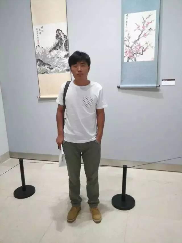 蒙古文书法家--年轻小伙子胡日查的作品 第12张