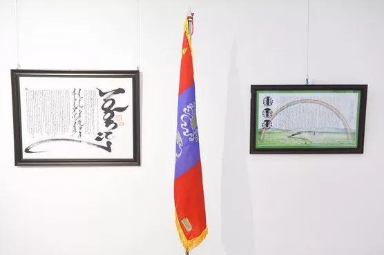 【草原文明】第21届蒙古国最佳旧蒙文书法家评选出炉 第8张