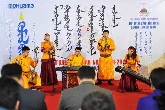 【草原文明】第21届蒙古国最佳旧蒙文书法家评选出炉 第13张