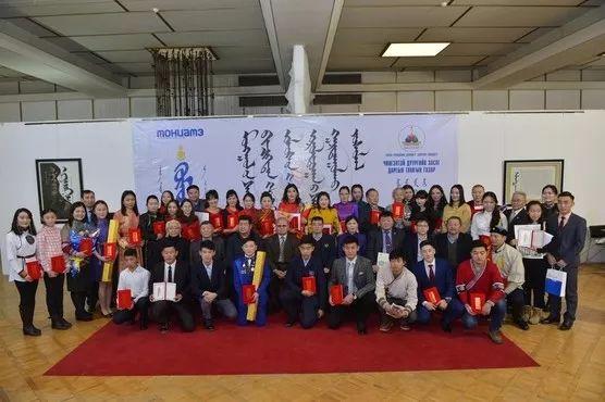 【草原文明】第21届蒙古国最佳旧蒙文书法家评选出炉 第16张