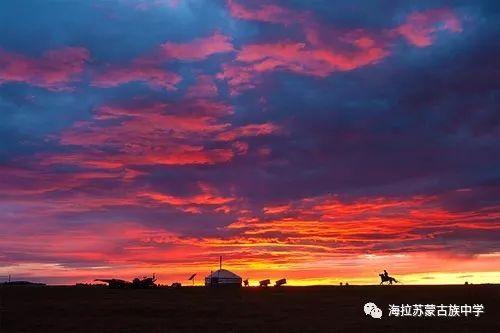 【奥奇】蒙古文书法网络展 第15张