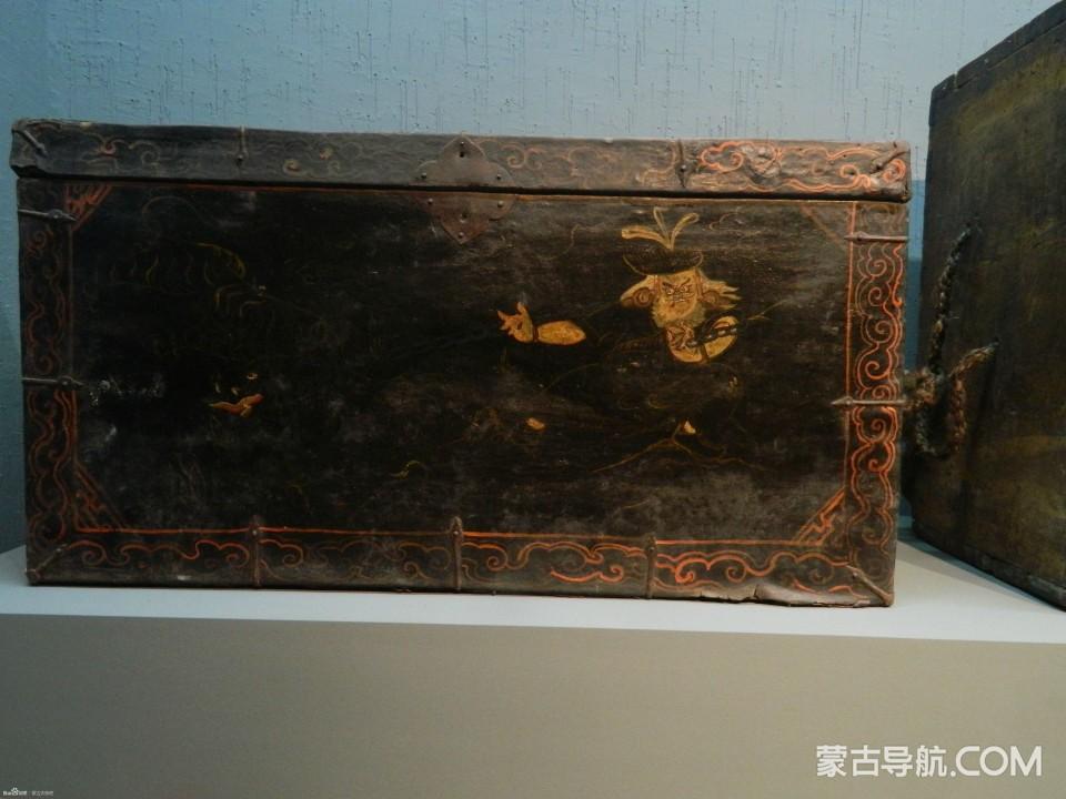 蒙古家具经典样式花纹 — 精美大气,浑然天成 第3张