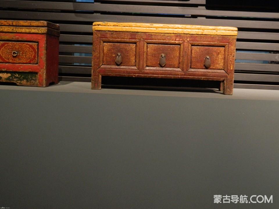 蒙古家具经典样式花纹 — 精美大气,浑然天成 第6张