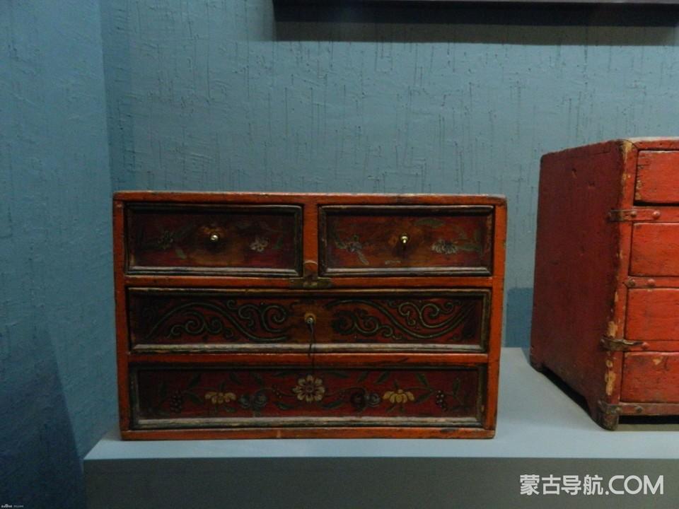 蒙古家具经典样式花纹 — 精美大气,浑然天成 第5张