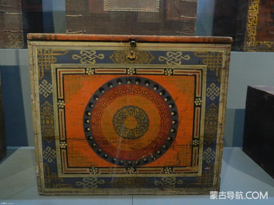 蒙古家具经典样式花纹 — 精美大气,浑然天成 第9张