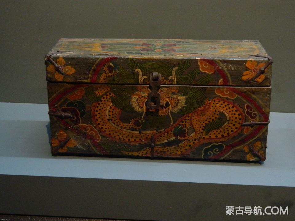 蒙古家具经典样式花纹 — 精美大气,浑然天成 第12张