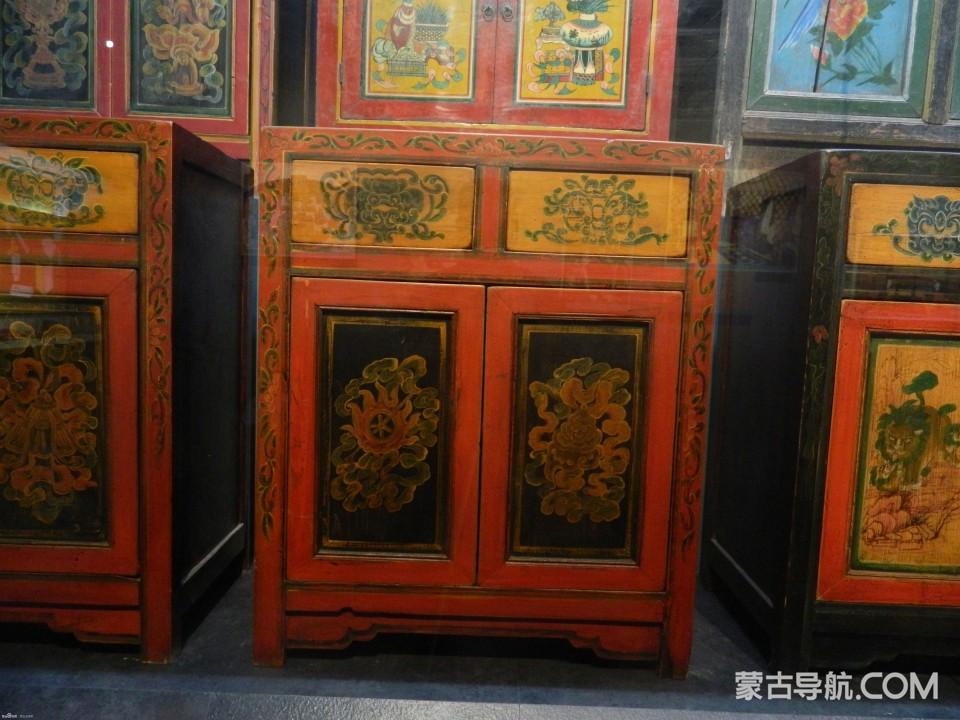 蒙古家具经典样式花纹 — 精美大气,浑然天成 第14张