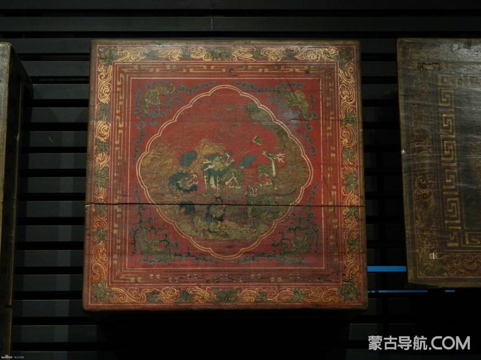 蒙古家具经典样式花纹 — 精美大气,浑然天成 第15张