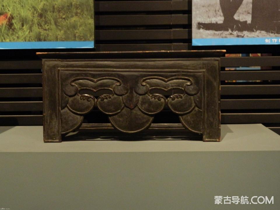 蒙古家具经典样式花纹 — 精美大气,浑然天成 第19张