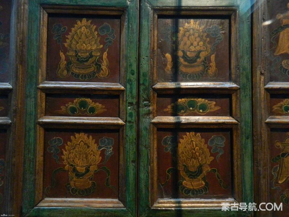 蒙古家具经典样式花纹 — 精美大气,浑然天成 第17张