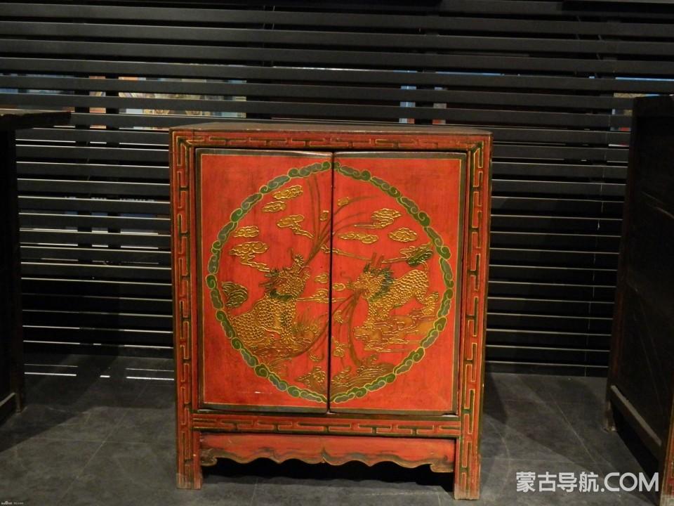 蒙古家具经典样式花纹 — 精美大气,浑然天成 第23张