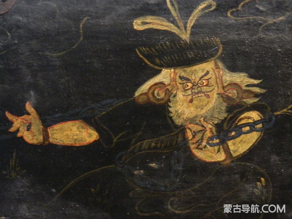 蒙古家具经典样式花纹 — 精美大气,浑然天成 第21张