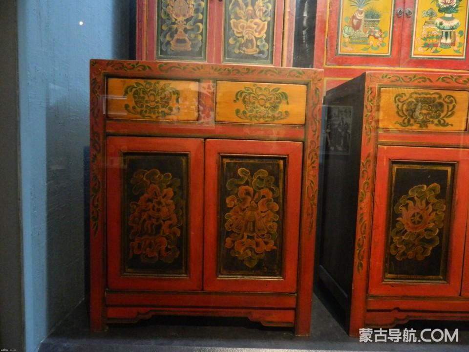 蒙古家具经典样式花纹 — 精美大气,浑然天成 第22张