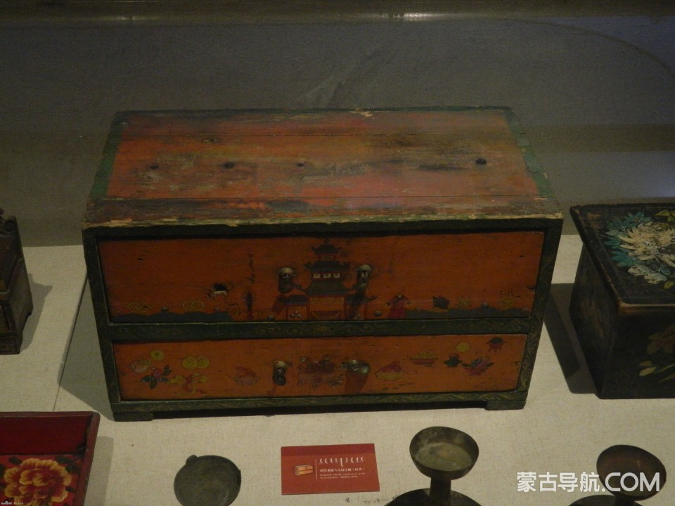 蒙古家具经典样式花纹 — 精美大气,浑然天成 第25张