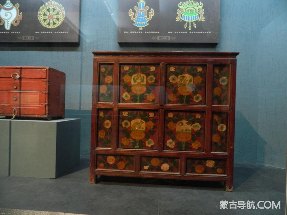 蒙古家具经典样式花纹 — 精美大气,浑然天成 第26张