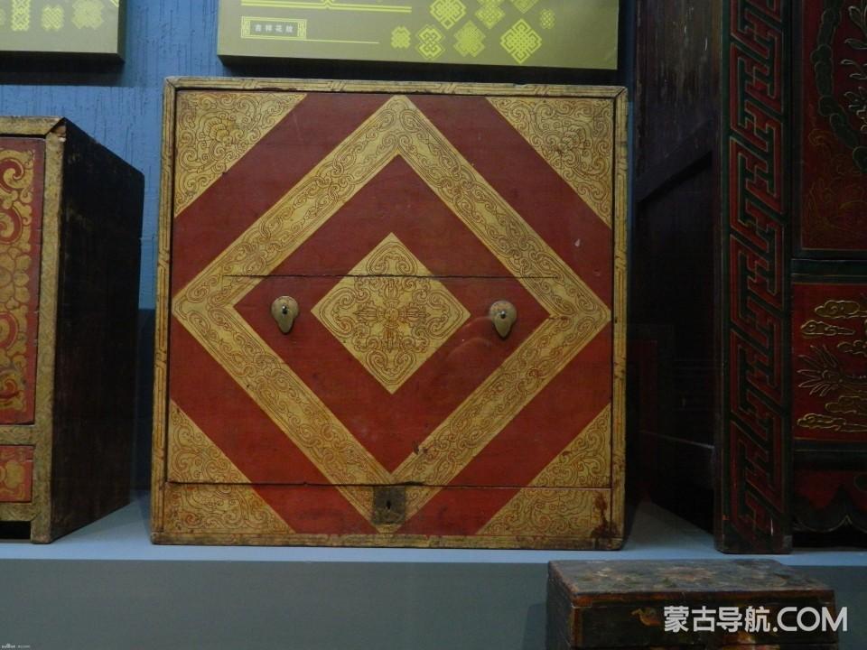 蒙古家具经典样式花纹 — 精美大气,浑然天成 第24张