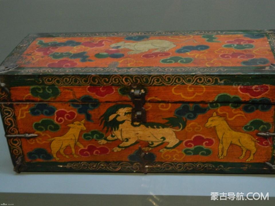 蒙古家具经典样式花纹 — 精美大气,浑然天成 第29张