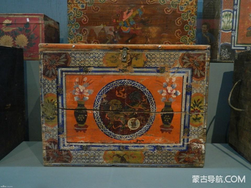 蒙古家具经典样式花纹 — 精美大气,浑然天成 第27张