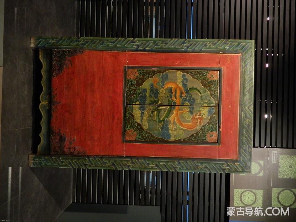 蒙古家具经典样式花纹 — 精美大气,浑然天成 第28张