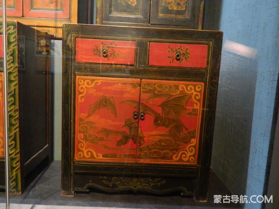 蒙古家具经典样式花纹 — 精美大气,浑然天成 第30张