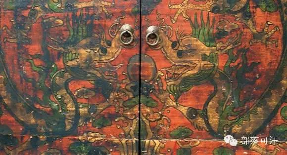 蒙古族传统家具 第2张