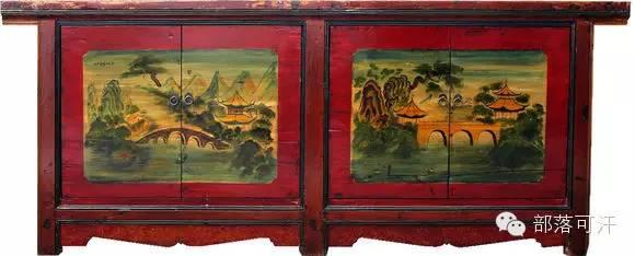 蒙古族传统家具 第6张