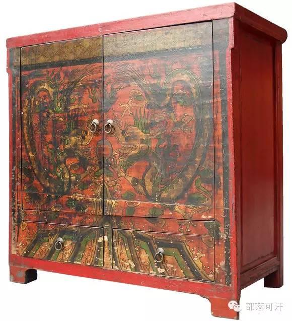 蒙古族传统家具 第3张