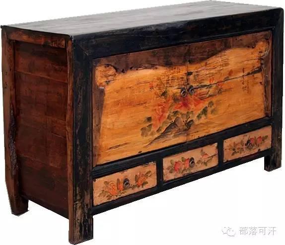 蒙古族传统家具 第4张
