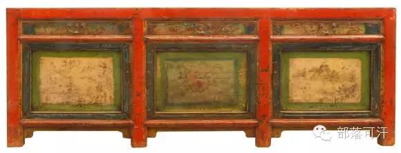 蒙古族传统家具 第11张