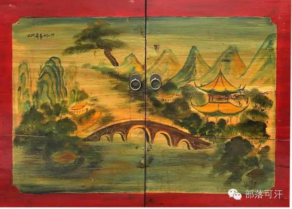 蒙古族传统家具 第7张