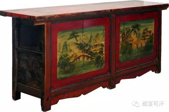 蒙古族传统家具 第16张