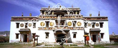 蒙古族家具装饰图案中的藏传佛教因素 第6张