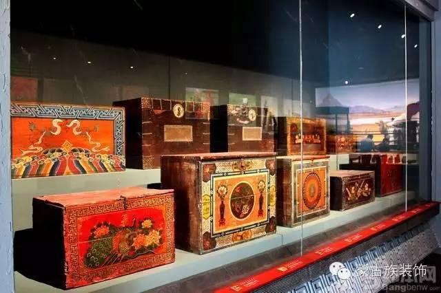 蒙古族家具装饰图案中的藏传佛教因素 第5张