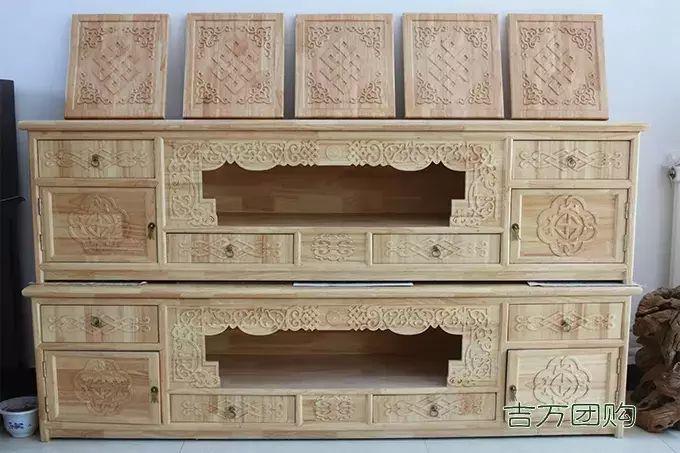 汲取民族传统家具文化精髓 ,蒙古家具特色 第7张