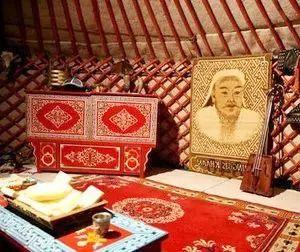草原英情,蒙古家具 第3张