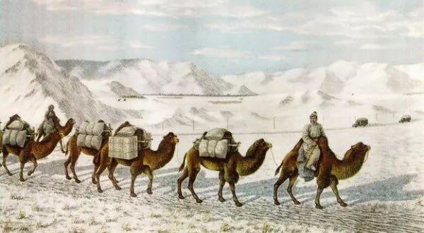 蒙古人都应该了解和知道的名画~~~ 第1张