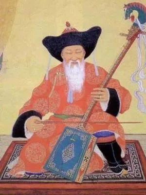蒙古人都应该了解和知道的名画~~~ 第9张