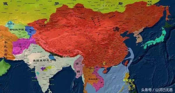 蒙古帝国衰落后,谁是最大的受益者?竟然不是外蒙古... 第3张