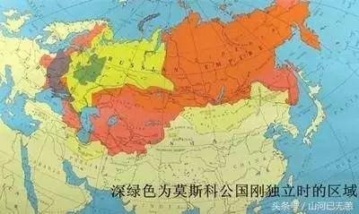 蒙古帝国衰落后,谁是最大的受益者?竟然不是外蒙古... 第5张