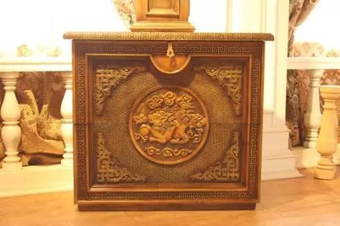 【今日头条】媲美欧式家具的蒙古家具 这才叫高端大气上档次 第6张