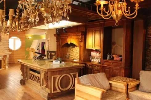 【今日头条】媲美欧式家具的蒙古家具 这才叫高端大气上档次 第15张