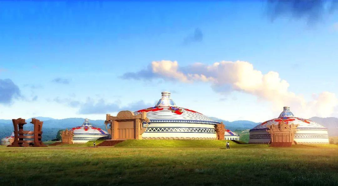人物 | 在国外拿过不少大奖,设计了呼和塔拉会议中心~内蒙古这个80后设计师不简单 第4张