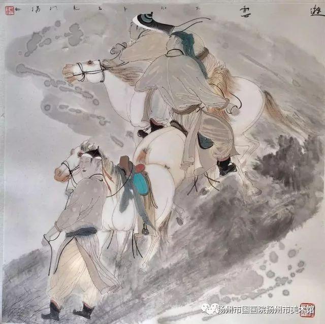 展讯:安玉民新春三展 好戏连台 第5张
