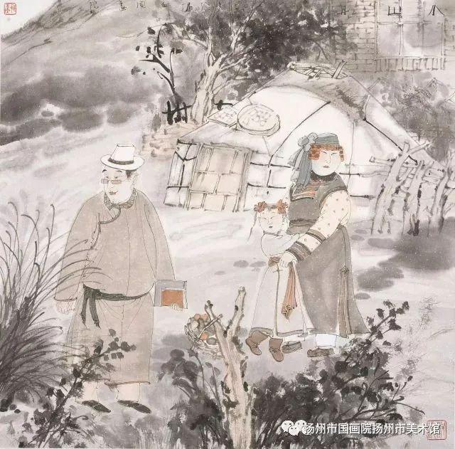 展讯:安玉民新春三展 好戏连台 第8张