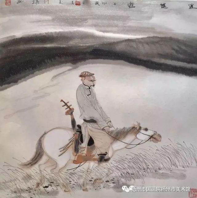 展讯:安玉民新春三展 好戏连台 第9张