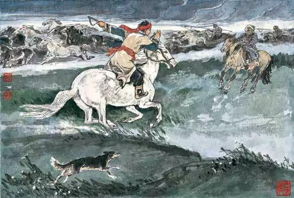 连环画《马头琴的传说》 第16张