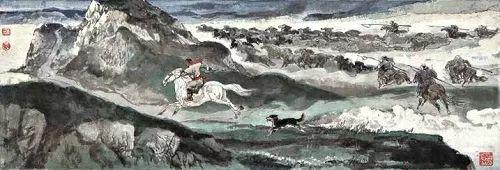 连环画《马头琴的传说》 第17张